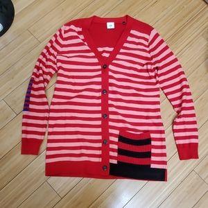 Cabi 5446 picnic cardigan sweater  size medium